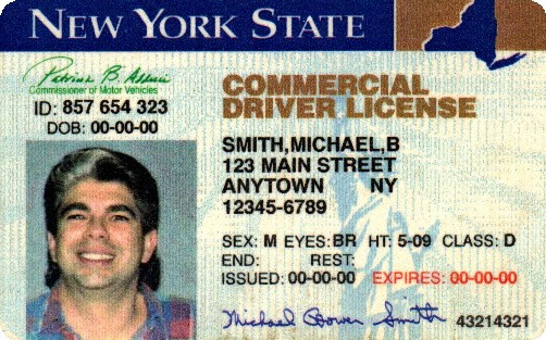 Commercial-Drivers-License